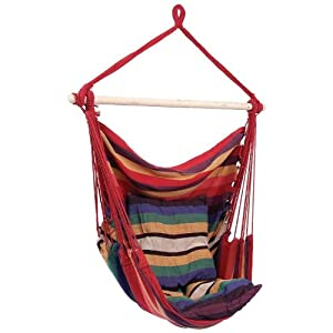 Hanging Rope Chair - Style SPSWING2