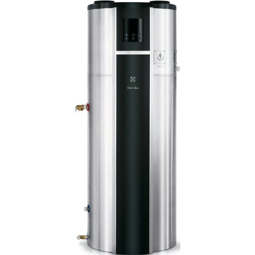Electrolux EE66WP35PS Energy Star Electric Hybrid Heat-Pump Dual Vent Water Heater, Stainless Steel (Electric Heater Energy Star compare prices)