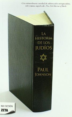 La historia de los judíos (BEST SELLER ZETA BOLSILLO)