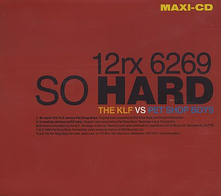 Pet Shop Boys-So Hard (CDP 560-20 4062 2)-CDM-FLAC-1990-WRE Download