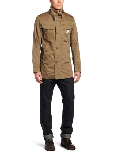 G-Star Raw Men's Fleet Garber Trench Coat