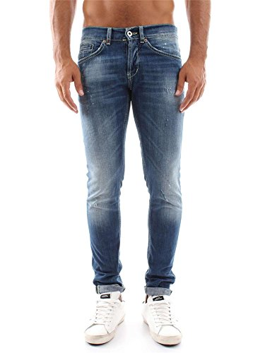 DONDUP GEORGE UP232 JEANS Uomo I21 33