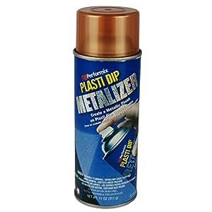 plastidip plasti dip bombe de peinture spray a rosol cuivre m tallis copper metalizer. Black Bedroom Furniture Sets. Home Design Ideas