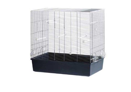 Kerbl Vogelkäfig ROSE, 80x45x75cm
