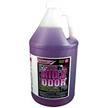 Unbelievable! UKO-645 128 Oz. Rid'z Odor Island Floral Super Concentrated Deodorizer (Case of 4)