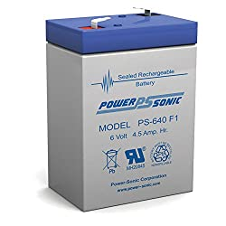 6V 4.5Ah SLA Emergency Exit APC UPS RBC1 Sealed Lead Acid Battery
