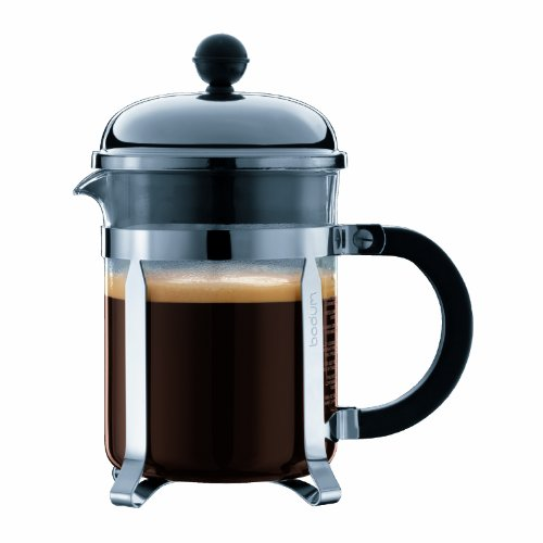 Bodum Chambord 4 cup French Press Coffee Maker, 17 oz, Chrome Best Deals