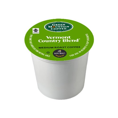 Green Mountain Coffee, Vermont Country Blend, K-Cup Portion Pack For Keurig Brewers 24-Count front-591445