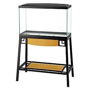 Amazon Com Aqueon Forge Aquarium Stand 30 By 12 Inch