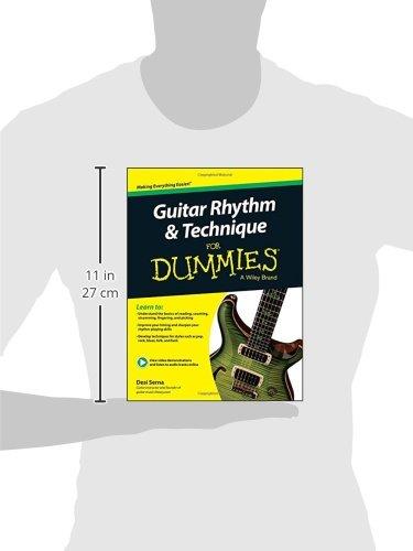 bass guitar for dummies book online video & audio instruction