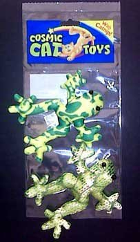 (Price/1)Silky Fatty Frog Catnip Toy 2pk