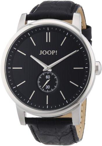 Joop JP100981F01 - Orologio da polso uomo, pelle, colore: nero