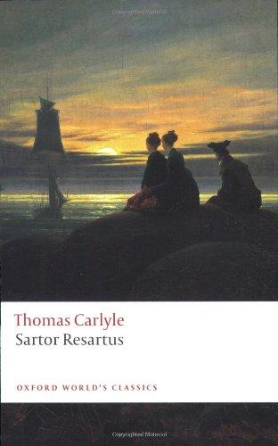 Sartor Resartus (Oxford World's Classics)