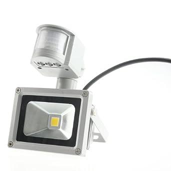 10w smd led flutlicht fluter strahler au enbeleuchtung. Black Bedroom Furniture Sets. Home Design Ideas
