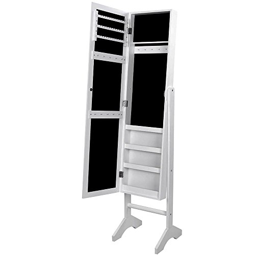 songmics-153-x-36-cm-jewelry-cabinet-floor-standing-jewellery-box-cabinet-with-mirror-organizer-whit
