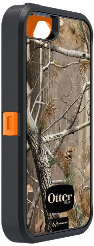 OtterBox Defender Realtree Series Case for iPhone 5 - Retail Packaging - AP BLAZED