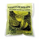 Lemon Stretch Wraps- 12 Pack by Regency Wraps