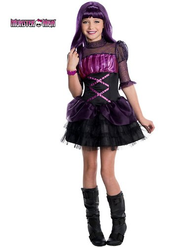 Rubies Monster High Frights Camera Action Elissabat Costume