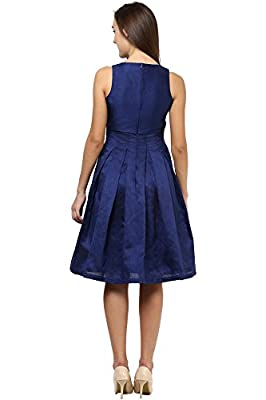 Miss Chase Women's Pleated Dress from Chase Lifestyle Pvt Ltd