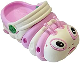 Clogstrom Clogs for Infant or Toddler Boys and Girls Unisex Sandal Animals Shoe