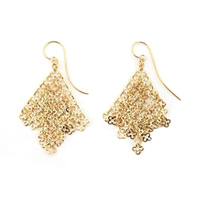 Talitha Chandelier Earrings by Dinny Hall