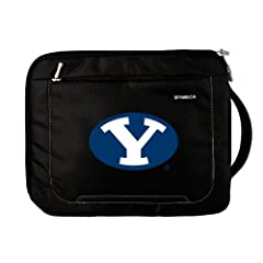 Buy NCAA Brigham Young Cougars Deluxe Nylon Sleeve for Apple iPad by Tribeca Gear