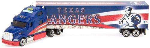 Upper Deck Texas Rangers 2008 MLB Peterbilt Tractor Trailer