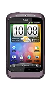 HTC Wildfire S Purple Android Smartphone Vodafone PAYG