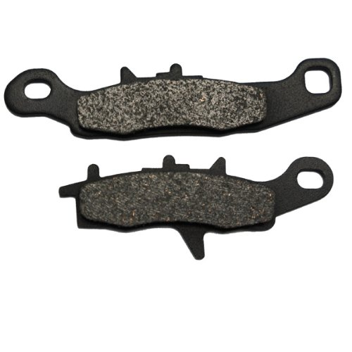 2004-2009 Kawasaki KVF 700 Prairie 4x4 Kevlar Carbon Front Left Brake Pads motorcycle front and rear brake pads for yamaha fzr 400 fzr400 rrsp rr 1991 1992 brake disc pad