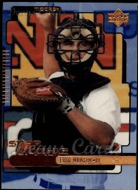2000 Upper Deck # 8 Eric Munson Detroit Tigers (Baseball Card) Dean's Cards 8 - NM/MT