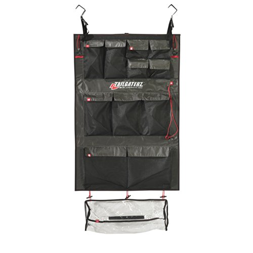 Tailgaterz Hang-N-Haul Organizer, Game Day Graphite (Tailgating Gear compare prices)