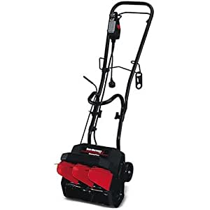 Yard Machines 31C-040-800 Snow Fox 12.5-Inch 8.5 Amp Electric Snow Thrower (Discontinued by Manufacturer)