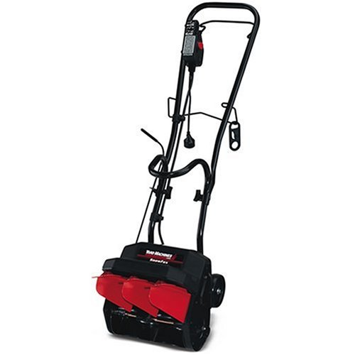 Yard Machines 31C-040-800 Snow Fox 12.5-Inch 8.5 Amp Electric Snow Thrower