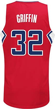 NBA Los Angeles Clippers Blake Griffin Revolution 30 Road Swingman Jersey H Size by adidas