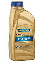 RAVENOL J1B1022 Electro-Hydraulic Power Steering Fluid - E-PSF Full Synthetic (1 Liter) by Ravensberger Schmierstoffvertrieb GmbH