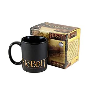 The Hobbit Characters Thermal Changing Mug, Multi-Colour