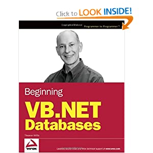 Beginning VB.NET Databases Thearon Willis
