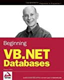 Beginning VB.NET Databases