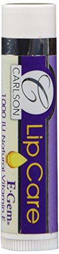 Carlson Labs Carlson Laboratories E-Gem Lip Care Tube, Fragrance Free (Carlson E Gem Lip Care compare prices)