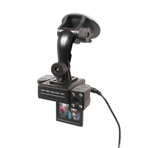 【サンコー】360度デュアルレンズドライブレコーダー【ALINDRDL】