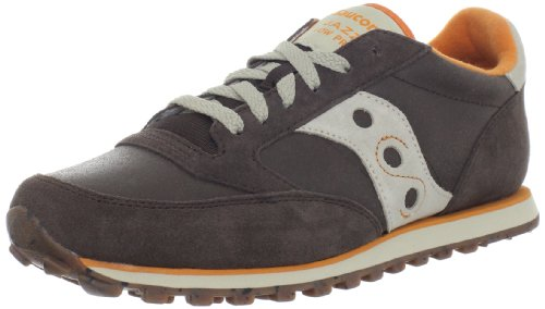 Saucony Originals Men s Jazz Low Pro CL Running Shoe Brown