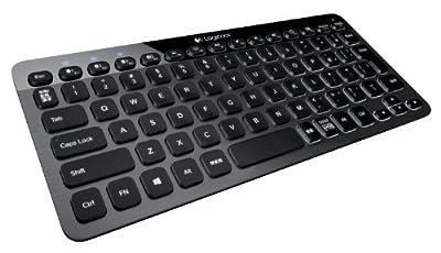 LOGICOOL Bluetooth イルミネートキーボード K810