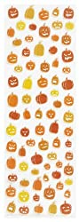 Martha Stewart Crafts Pumpkin Foam Icon Stickers