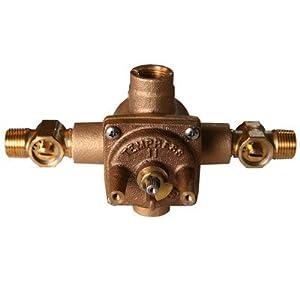 Tempress Ii Pressure Balancing Valve For Shower Faucet