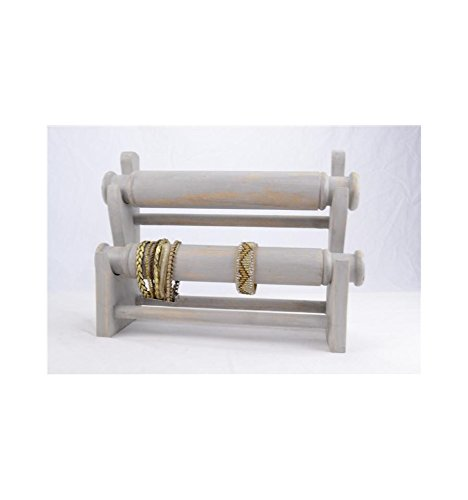 porte-bracelets-et-montres-presentoir-a-bijoux-2-joncs-en-bois-massif-finition-gris-ceruse
