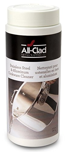 All-Clad 00942 Cookware Cleaner and Polish, 12-Ounce (Aluminum Pan Cleaner compare prices)