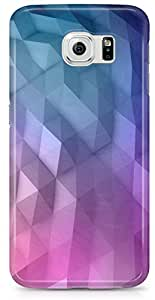 Samsung Galaxy S6 Back Cover by Vcrome,Premium Quality Designer Printed Lightweight Slim Fit Matte Finish Hard Case Back Cover for Samsung Galaxy S6
