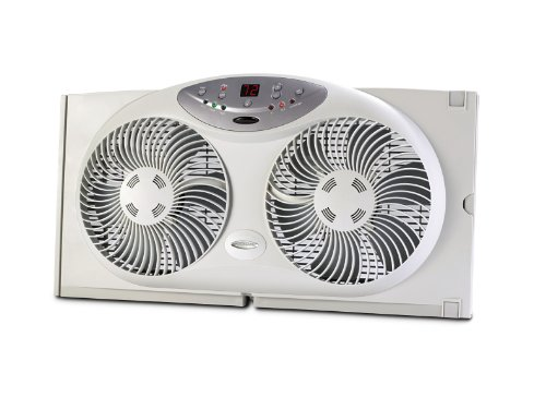 Best Prices! Bionaire BWF0910AR-WCU Remote Control Window Fan
