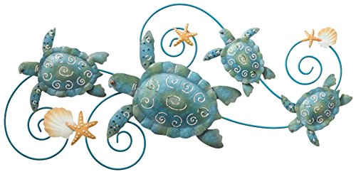 Regal Art and Gift Sea Turtle Wall Decor