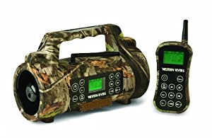 Western Rivers Game Stalker Pro Caller Combo with Decoy by Western Rivers